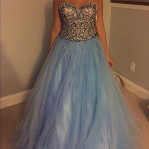 Beautiful princess dress